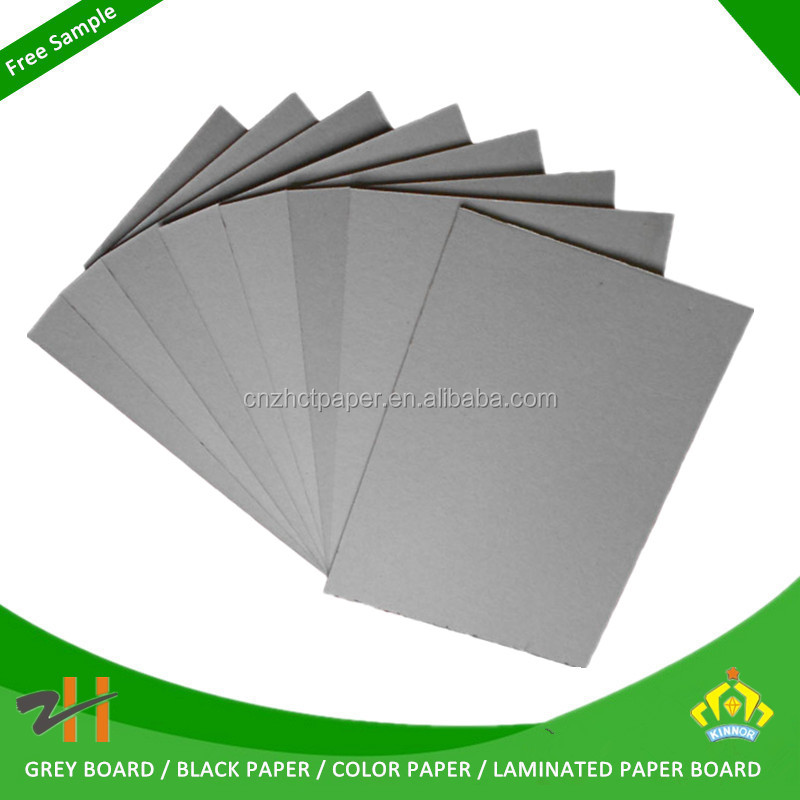 Book Cover Material Paper : Making notebook cover material paper foam coated grey