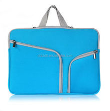 Neoprene fabric material bag case sleeve for Laptop,Notebook Computer,apple MacBook