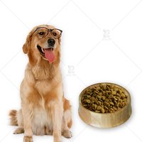 High Quality Eco Friendly Bamboo Dog Bowl