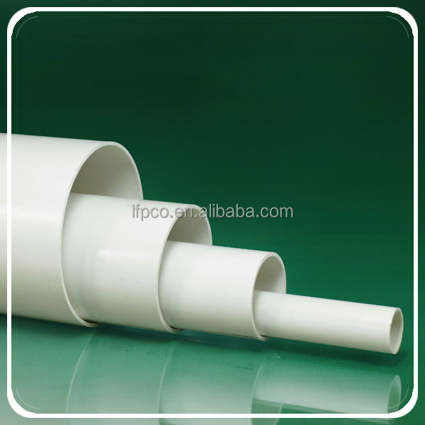 Hot sale Types of Plumbing Materials Plastic PVC Pipe Fittings