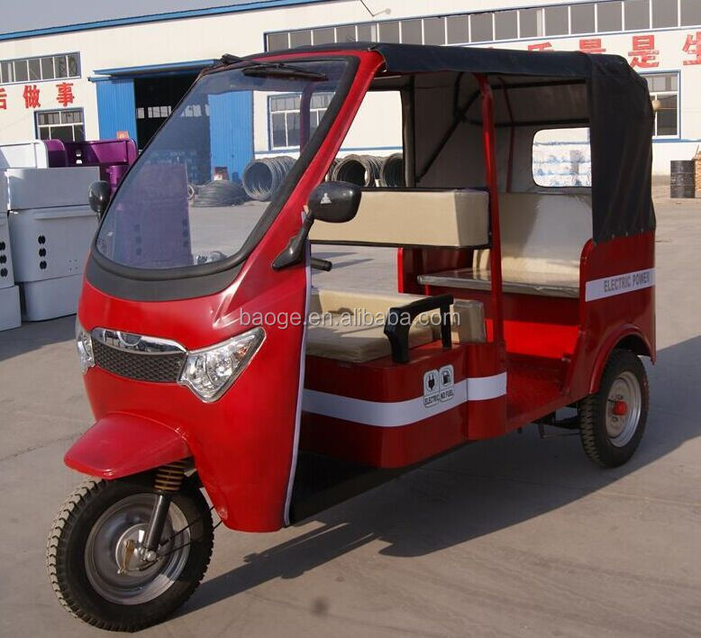 Electric auto cycle rickshaw for sale
