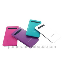 Super Ultra Slim Power Bank 4000mah Rohs for samsung galaxy note