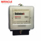 Single phase old used electric sub meters with second hand PCB