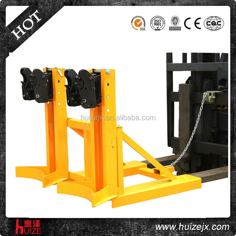 Drum Lifting Equipments Mechanical Clamp 200L Oil Drum Clamp