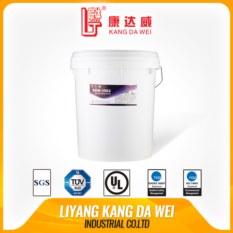 Liyang Kangdawei Industrial deeply cured silicone glue for crafting electronic component potting material