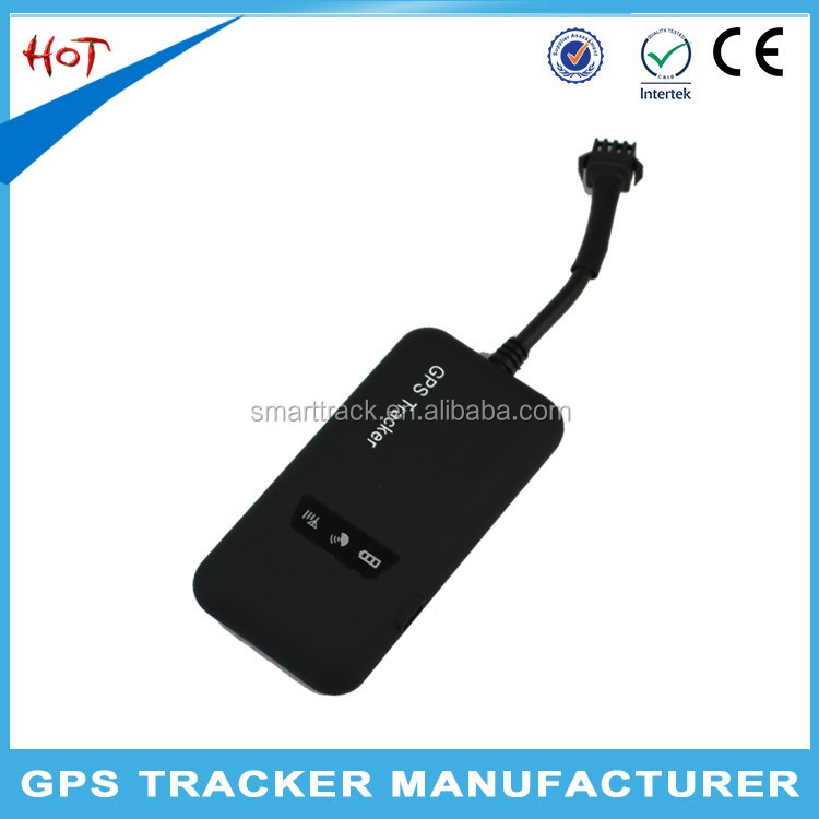 Super Quality GPS/GPRS/GSM Motocycle/Vehicle Tracker with long standby time