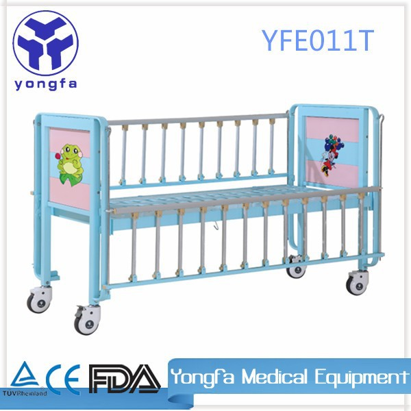 YFE011T Manual Children medical bed for children