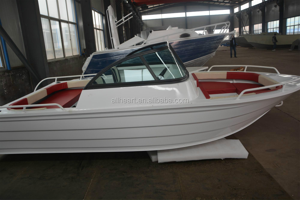 hot sales high quality low price press boat aluminum 17ft fishing boat