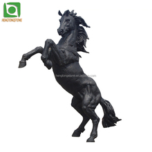 Life Size Bronze Horse Statue for Sale, brass horse sculpture