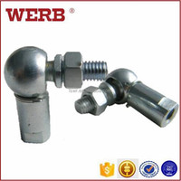 Chinese manufactory high quality CSM Series ball and socket joint with male and female double threaded end