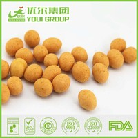 Buy BRC Certified cheese coated peanuts,natural snacks, cheese ...