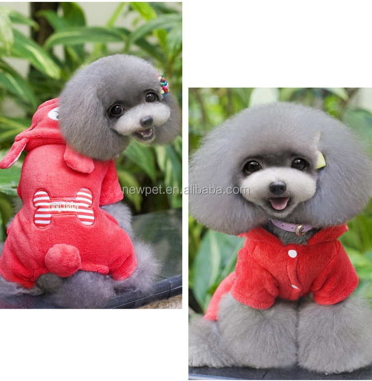 Various styles professional winter pet clothes for rabbits