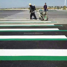 Pedestrian Crossings Preformed Thermoplastic Markings