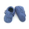 Wholesale baby shoes Genuine Leather Moccasins