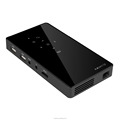 Luxcine C9S China mini small mobile phone with built in projector with WIFI, Bluetooth, 4500mAH Battery. HDMI, USB, SD Card