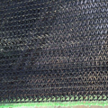 Hot Sale 100% HDPE Black Waterproof Plastic Shade Net With UV Stabilizer
