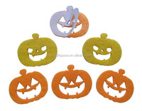 hot eco friendly and high quality new products felt halloween pumpkin on alibaba express made in china for promotional gift