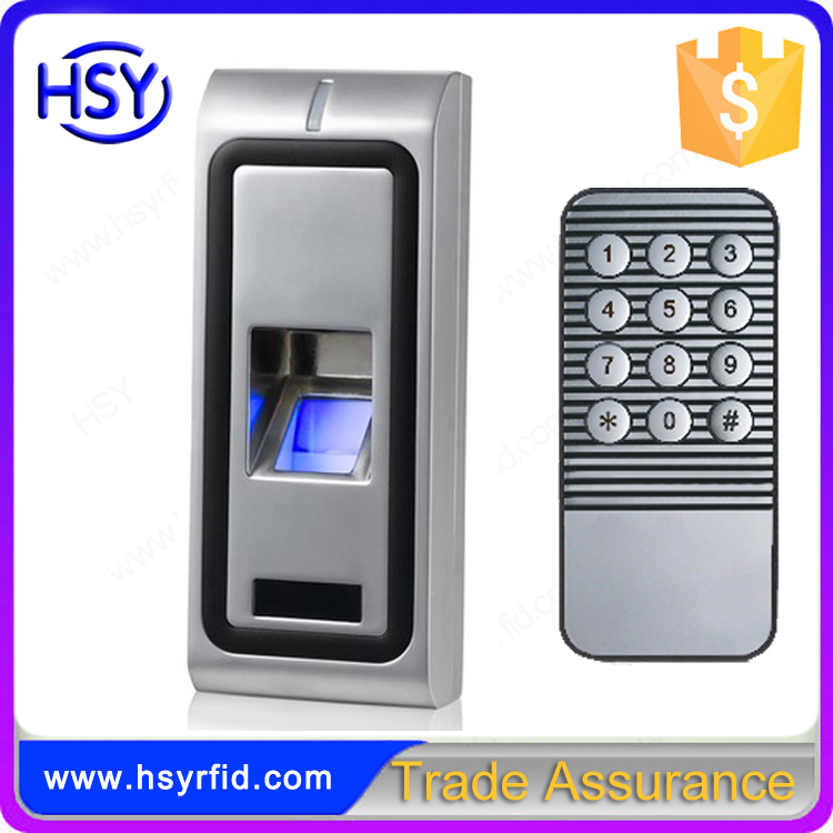 Promotion price Remote fingerprint reader biometric access with software