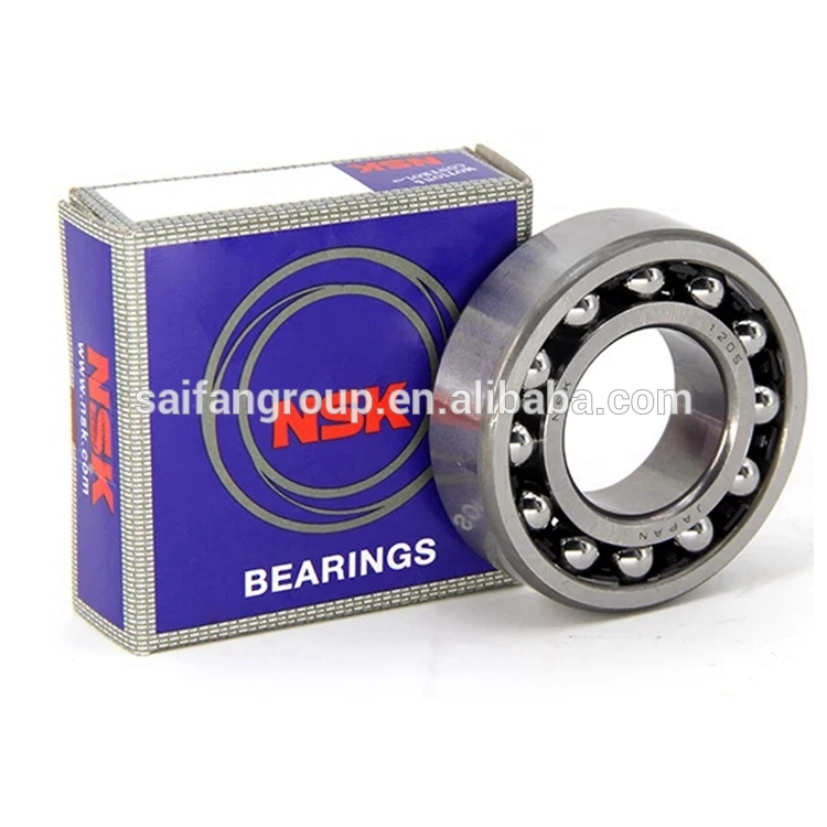 Original Japan NSK Bearing 1314 self-aligning ball bearing 1314k Sizes 70X150X35 mm