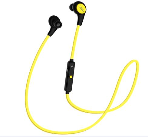 Fashion new popular in-ear stereo bluetooth headset, bluetooth earphone for sport