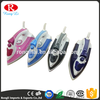 2015 new design steam electric dry iron