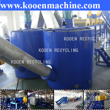 industrial eps plastic recycle machine equipment