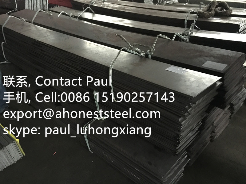 X65CrMo14 steel plates, martensite high carbon stainless steel