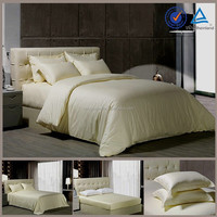 Plain Colorl 100% Bamboo Bed sheet Set