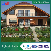 Large modular luxury villa for family in alibaba