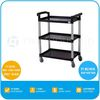 2017 TWOTHOUSAND HOT Cart TT-BU107A - Three Shelf Mobile Service Airline Trolleys With Wheels
