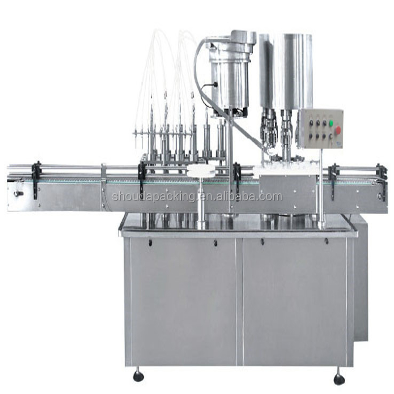 Full Automatic Glass Jam Processing /Packaging Machinery Production Line/Bottling Plant and Equipment