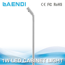 1w low power inside cabinet led display lighting