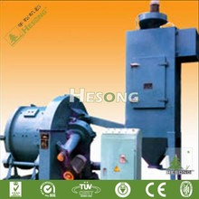CE Certification Drum Type Shot Blasting Machine / Shot Blast Unit