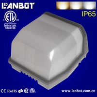 UL approved LED wall pack light of high quality for 5 years warranty DLC FCC SAA