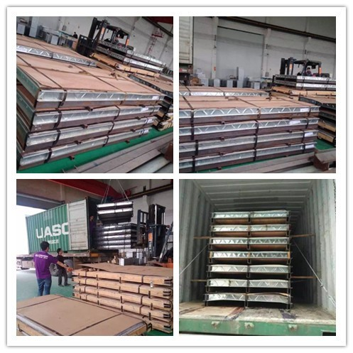 Hot selling Stainless Steel Sheet with 2 layer protect film for Elevator