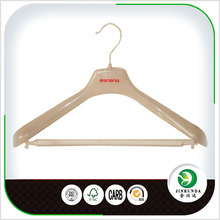 Black Coats Jacket Suit hangers for clothes plastic