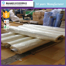 pvc packaging material normal clear transparent film Thickness: 0.015mm-0.8mm