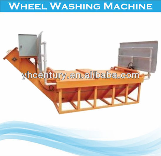 FD-100T wheel washer automatic car washer