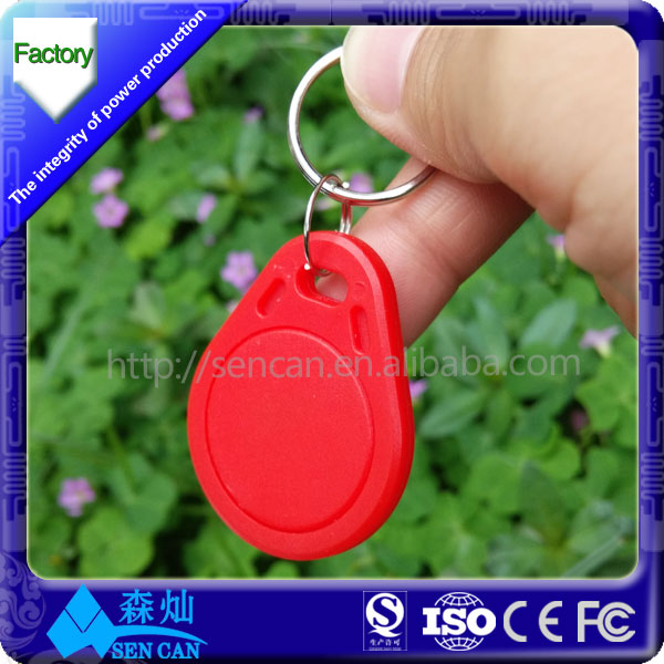 Wholsaledoor access control original Custom classic s50 nfc key tag