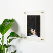 2017 most popular products Chinese supplier 5x5 magnetic photo frame