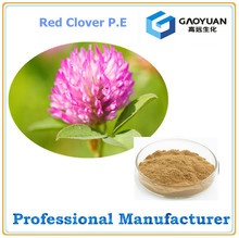 Factory suply low price Health food product100% Natural Isoflavone 8%-20% Red Clover P.E.