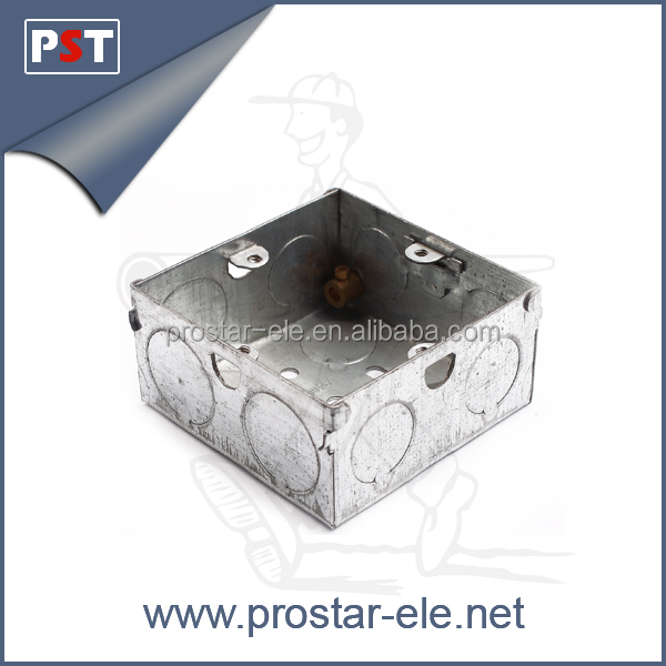 GI Metal Box BS4662