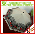 Fashonal Style Logo Printed Top Quality Umbrella