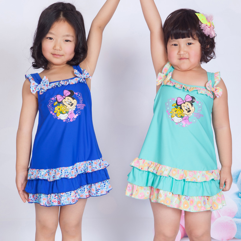 New Products 2016 Little Girls Swimwear Tassel Bikinis Set Child Swimsuit one piece Sexy Girls Biquni