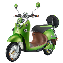 Electric classic motorcycle with 60V20AH battery mini cholectric scooter for womanpper cheap e