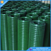 Welded Wire Mesh Galvanized Stainless Steel Wire Custom Sizes