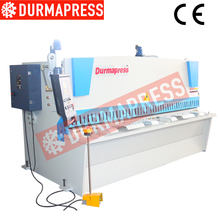 QC12Y-6*4000 aluminium cnc cutting machine hydraulic band saw CNC hydraulic shearing