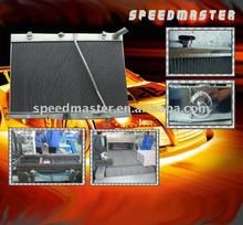 performance racing radiator for FORD MUSTANG