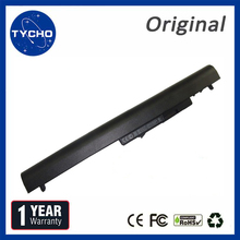 Rechargeable 14.8V 41.4wh black silver color laptop battery HSTNN-UB5M for HP LA04 Pavilion 15 Notebook PC 4 cell battery