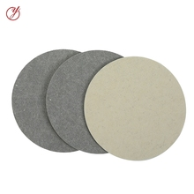 Wholesale simple design waterproof felt table pan protector